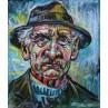 Old Gentleman with Hat