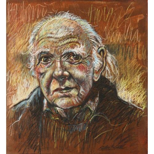 Basil Blackshaw - a portrait