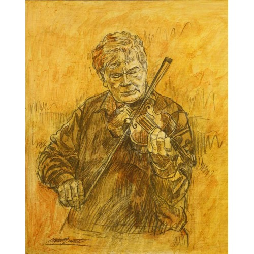 Vincent Campbell, Donegal Fiddler